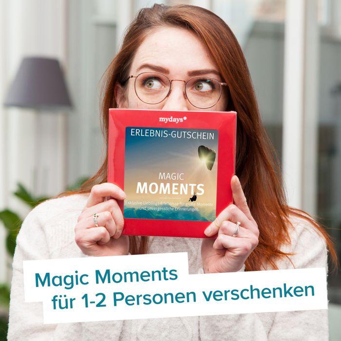 Magic Moments - Erlebnisgeschenk