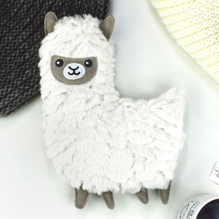 Nützlichwellness - Wrmekissen Lama Kuscheltier - Onlineshop Monsterzeug