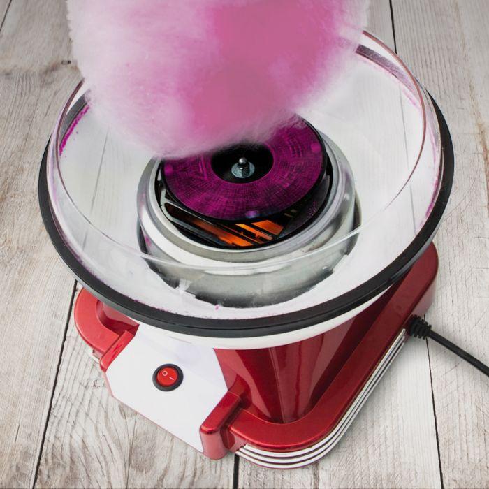 Partybedarfpartydeko - Designer Zuckerwattemaschine zum Selber Machen - Onlineshop Monsterzeug