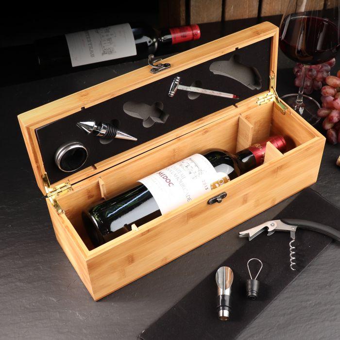 Köstlichgeschenksets - Wein Geschenkbox - Onlineshop Monsterzeug