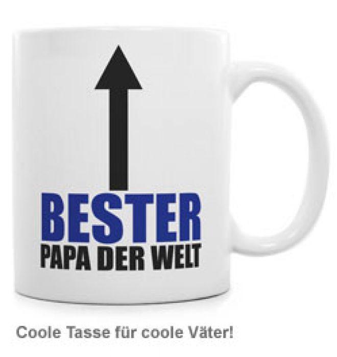 Tasse - Bester Papa auf der Welt