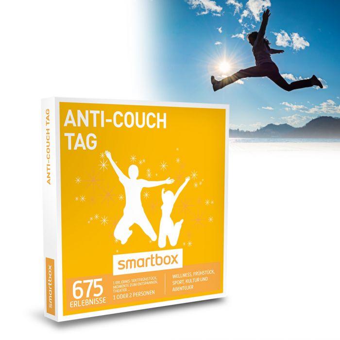 Anti Couch Tag - Erlebnisgutschein