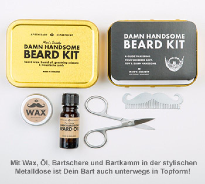Bartpflege - Set
