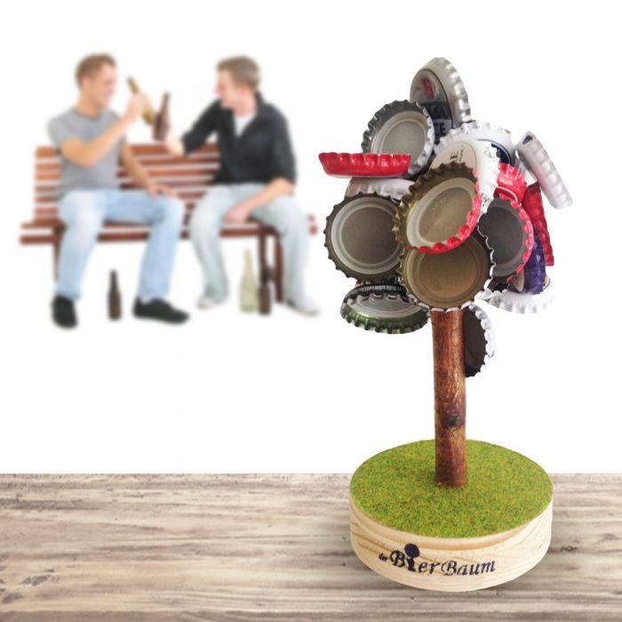 Partybedarfpartyspiele - Bierbaum Kronkorken Magnet - Onlineshop Monsterzeug