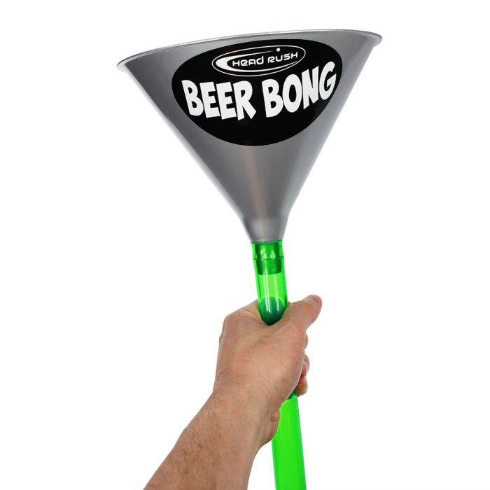 Bierbong - Trichter mit Schlauch Bierstürzer