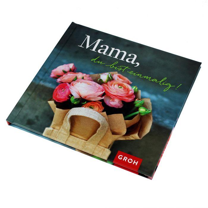 Buch - Mama, Du bist einmalig!