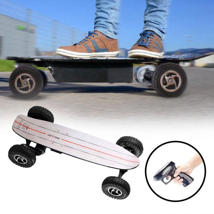 ferngesteuertes e skateboard mit 800w power motor f r. Black Bedroom Furniture Sets. Home Design Ideas