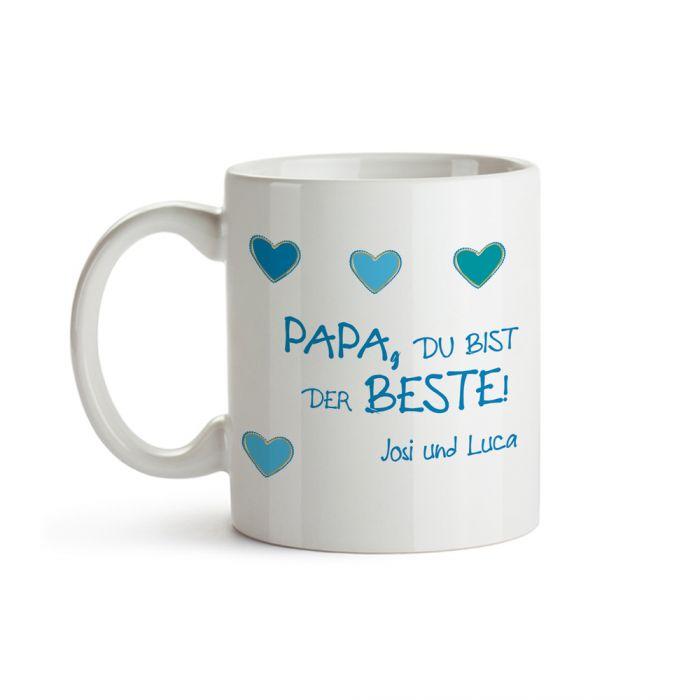 Fototasse - Papa ist der Beste