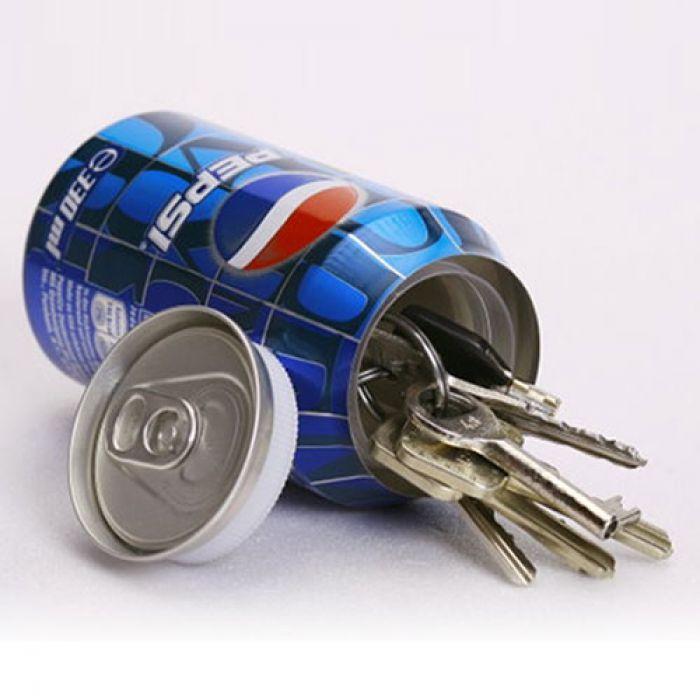 Geheimversteck Pepsi Dose - Dose als Mini Tresorbehälter