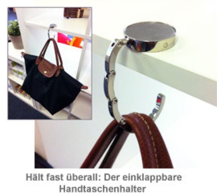 Handtaschenhalter Mit Ausklappbarem Haken Mobiler Taschenhalter