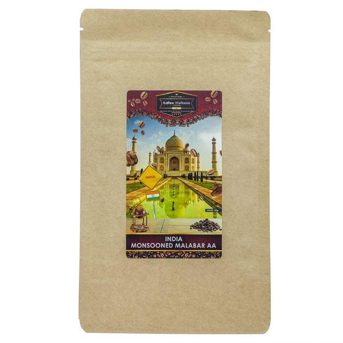 Voyage autour du monde en café - coffret cadeau