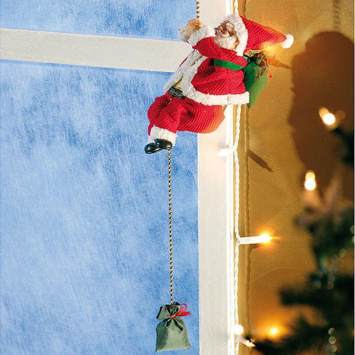 Kletternder Weihnachtsmann - Santa Crawl