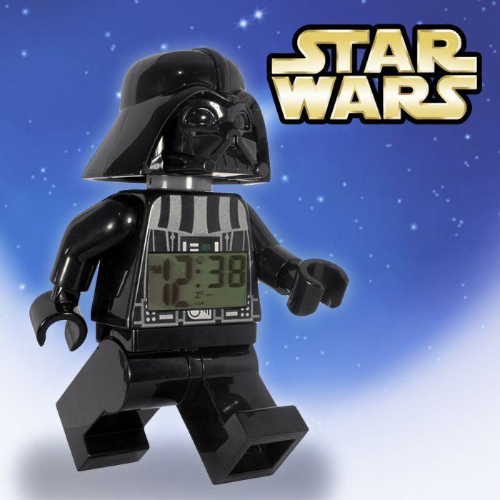 lego star wars wecker darth vader weckt dich auf sanfte weise. Black Bedroom Furniture Sets. Home Design Ideas