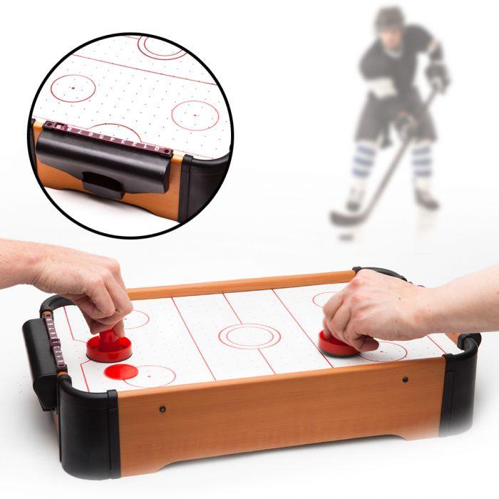 Partybedarfpartyspiele - Mini Air Hockey Tisch - Onlineshop Monsterzeug