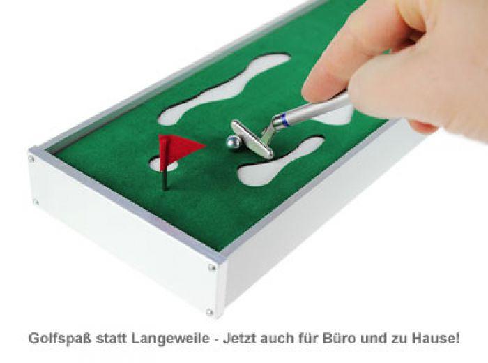 mini golftisch golfspa f r zu hause und unterwegs. Black Bedroom Furniture Sets. Home Design Ideas