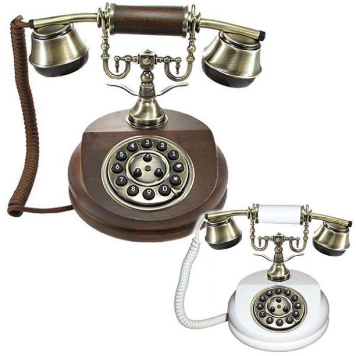 nostalgie telefon echtes altert mliches telefon mit w hlscheibe. Black Bedroom Furniture Sets. Home Design Ideas