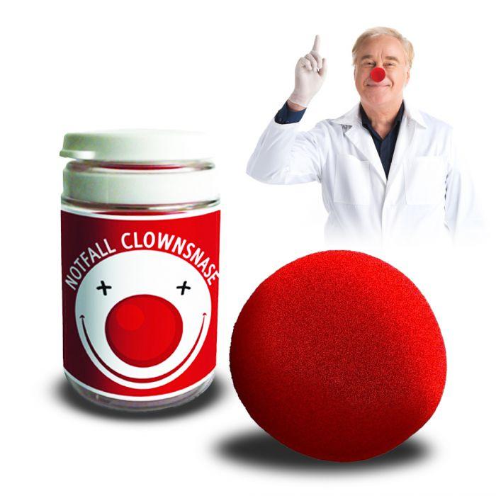 - Notfall Clownsnase - Onlineshop Monsterzeug