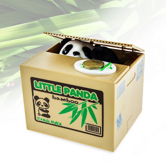- Panda Spardose mit Sound - Onlineshop Monsterzeug
