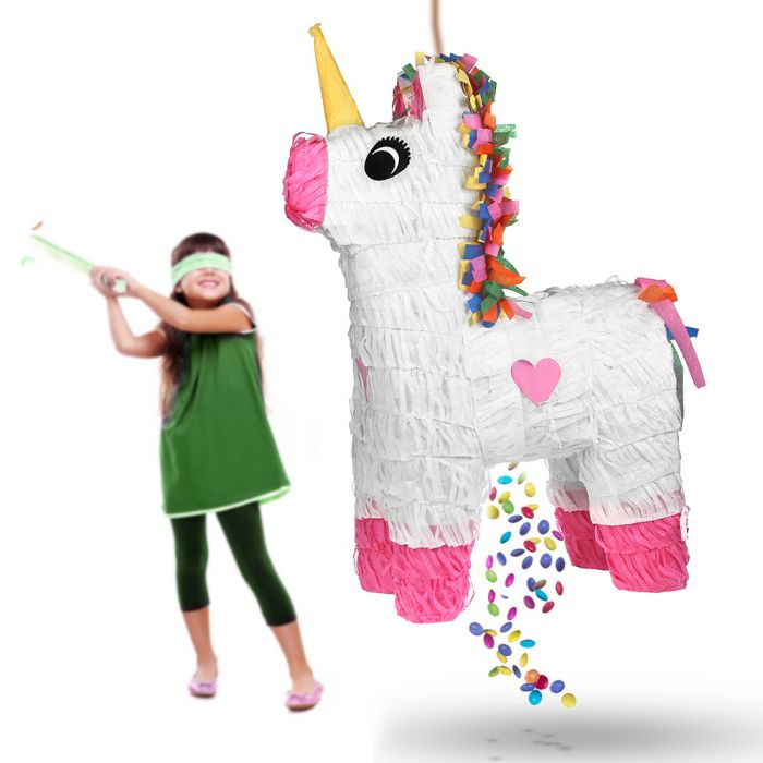 pinata einhorn toller spielspa zum bef llen. Black Bedroom Furniture Sets. Home Design Ideas