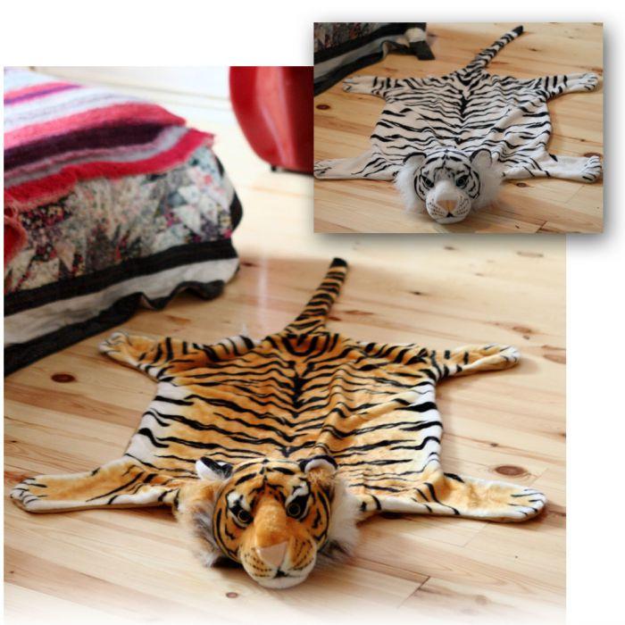 Plüsch Tigerfell