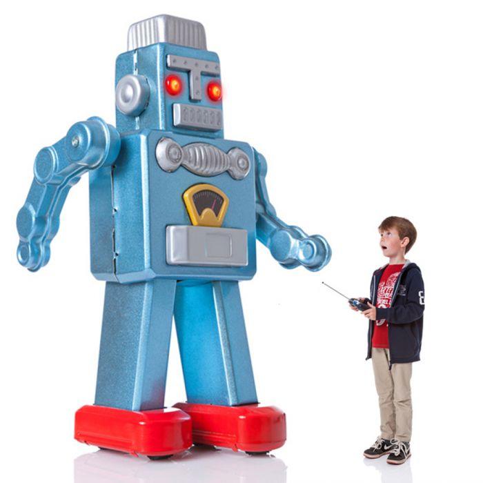 Riesen Roboter - ferngesteuert - gigantisch und hilfsbereit