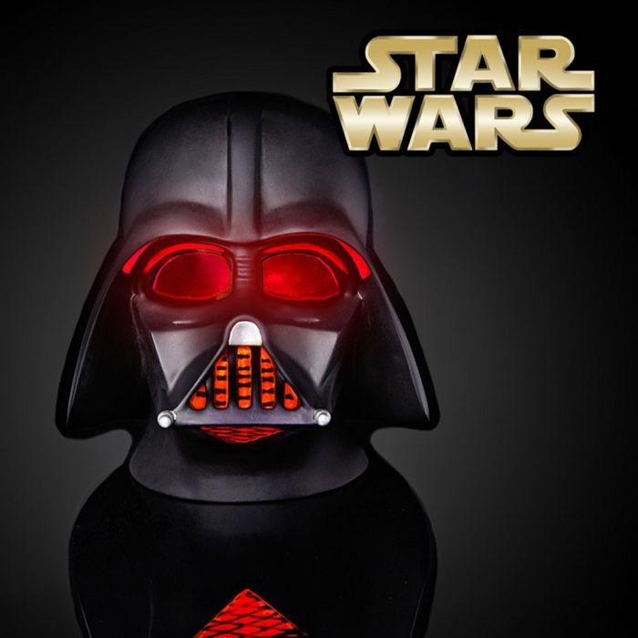 star wars 3d lampe darth vader led mood light. Black Bedroom Furniture Sets. Home Design Ideas