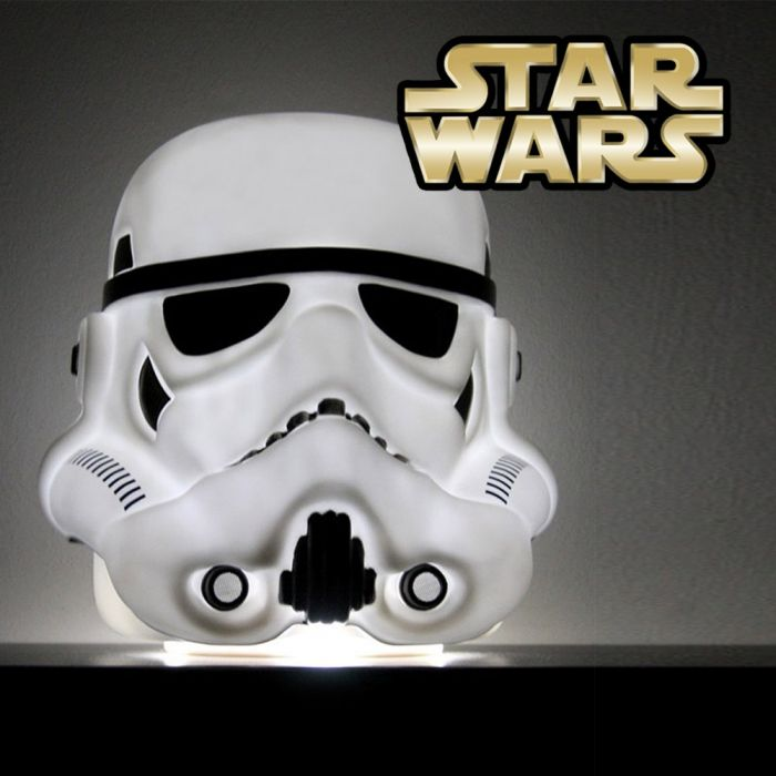 star wars 3d lampe stormtrooper led mood light. Black Bedroom Furniture Sets. Home Design Ideas