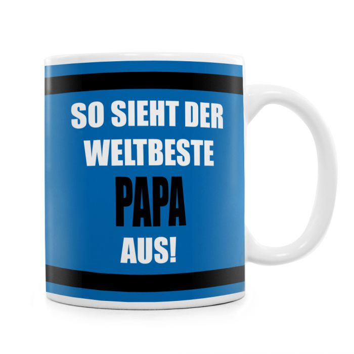 tasse weltbester papa f r den besten papa der welt. Black Bedroom Furniture Sets. Home Design Ideas