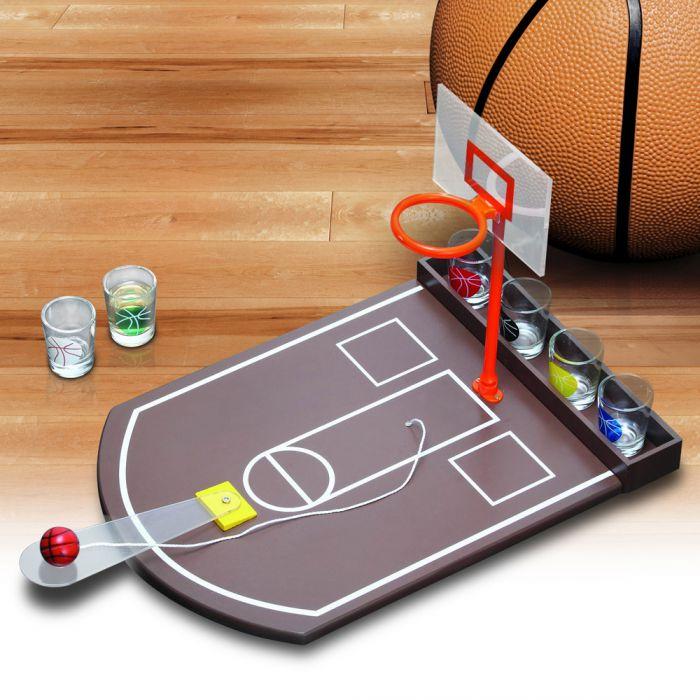 Partybedarfpartyspiele - Trinkspiel Basketball - Onlineshop Monsterzeug