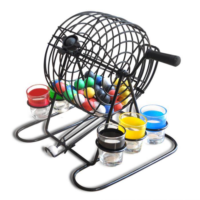 Partybedarfpartyspiele - Trinkspiel Bingo - Onlineshop Monsterzeug