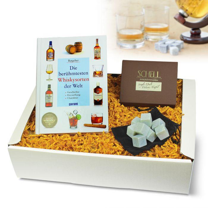 Whisky Kenner Geschenkbox