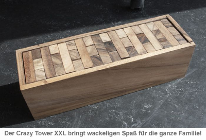 Crazy Tower XXL - Wackelturm