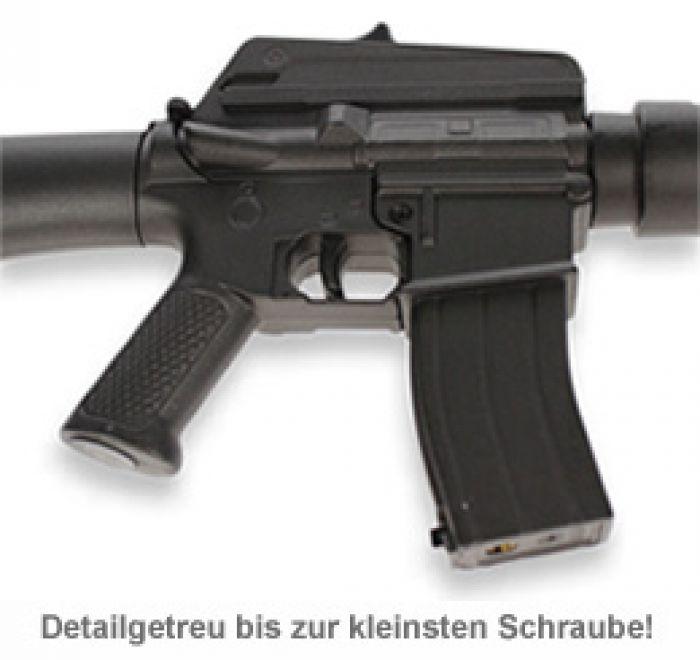 Elektro Stabfeuerzeug - Maschinengewehr