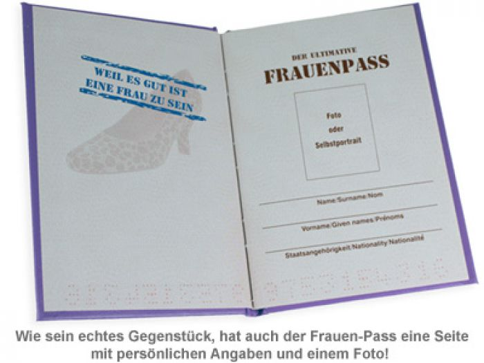 Der ultimative Frauen-Pass