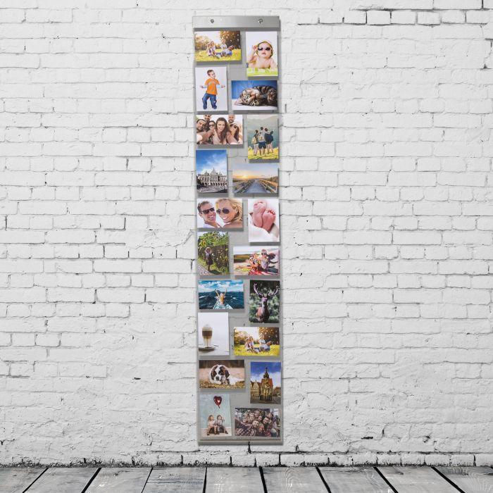 Fotovorhang - Collage für Fotos und Postkarten