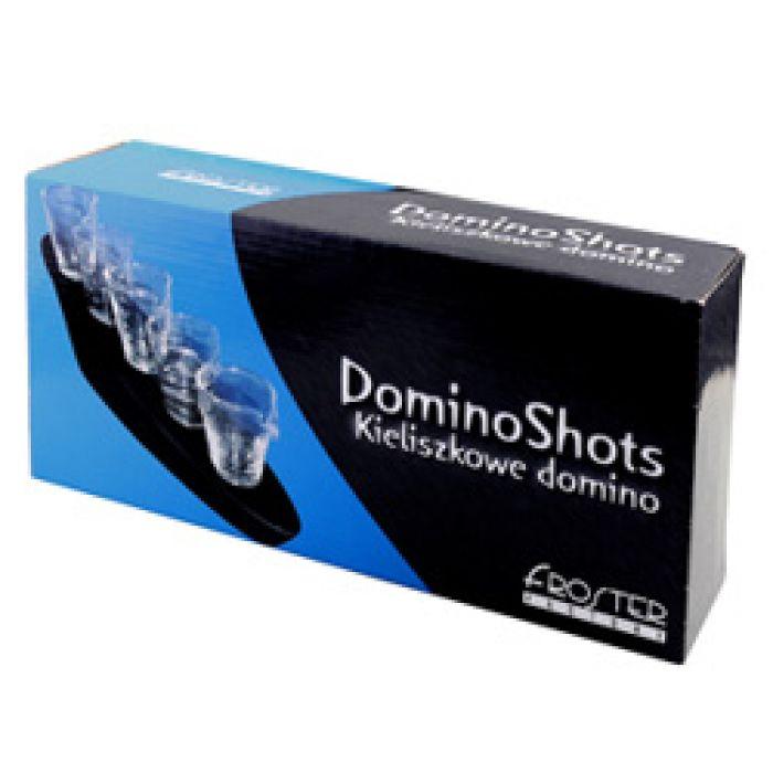 Domino Schnapsgläser mit Beleuchtung