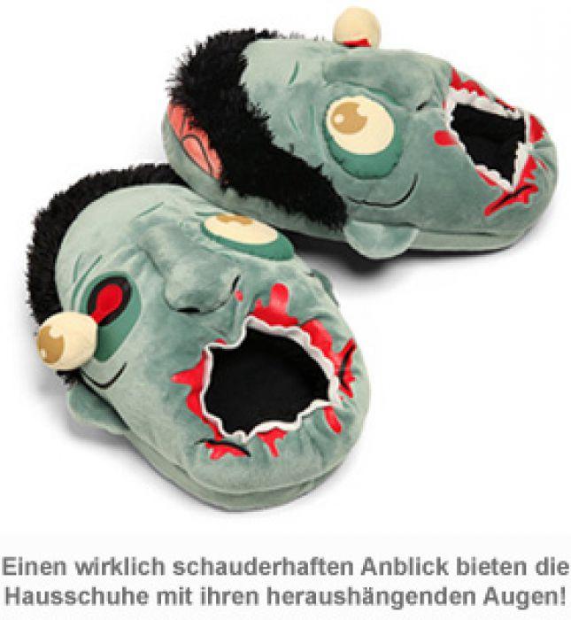 Hausschuhe Zombie