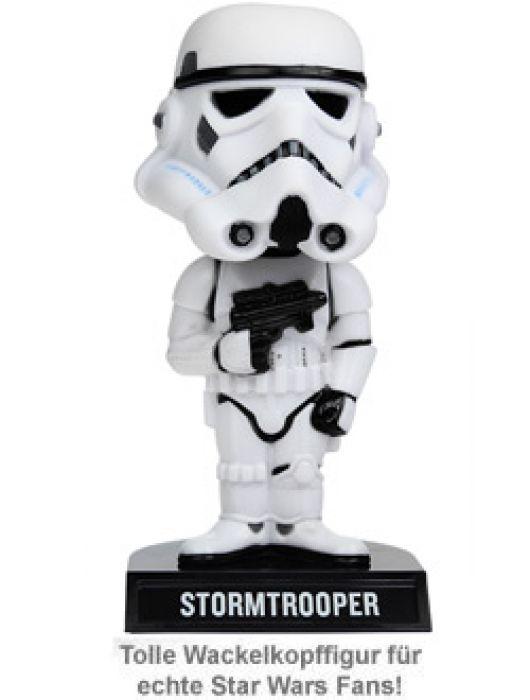 Star Wars Wackelkopffigur - Stormtrooper