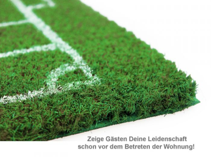 Fussmatte Fussball Tolles Geschenk Fur Fussballfans