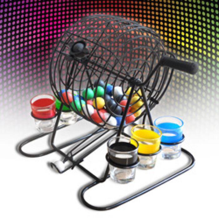 Trinkspiel Bingo