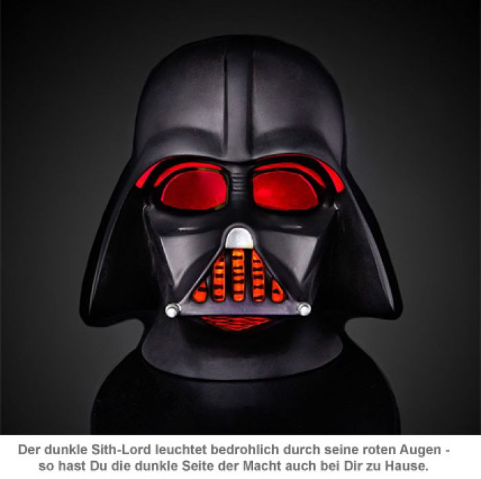 Star Wars 3D Lampe - Darth Vader
