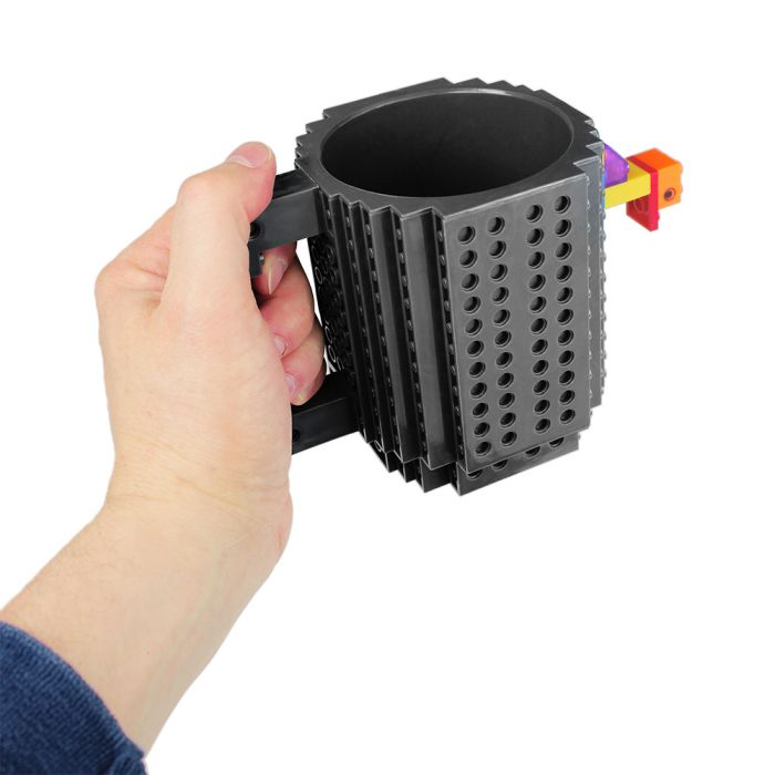 Tasse bloc de construction