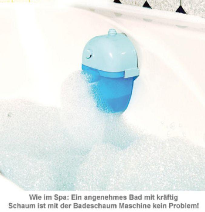 Premium Badeschaum Maschine