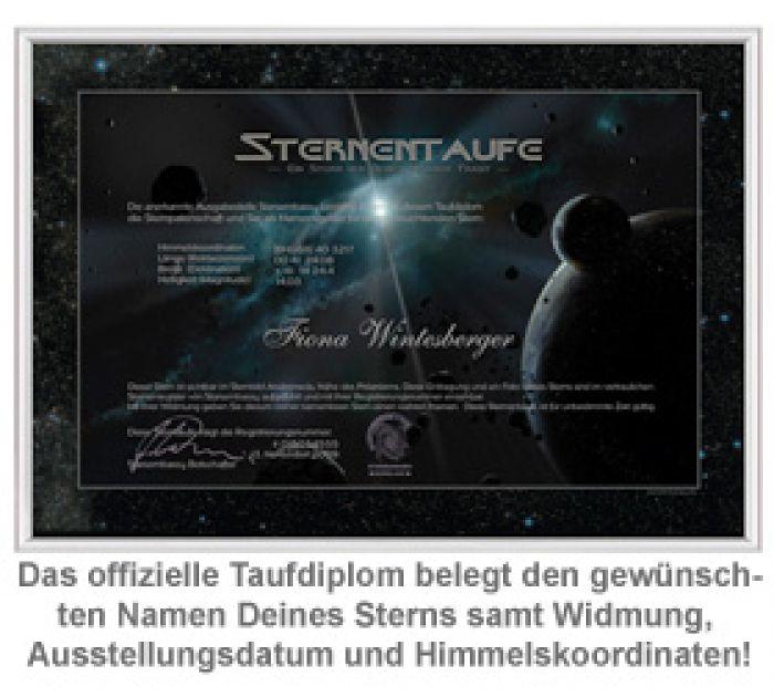 Sterntaufe