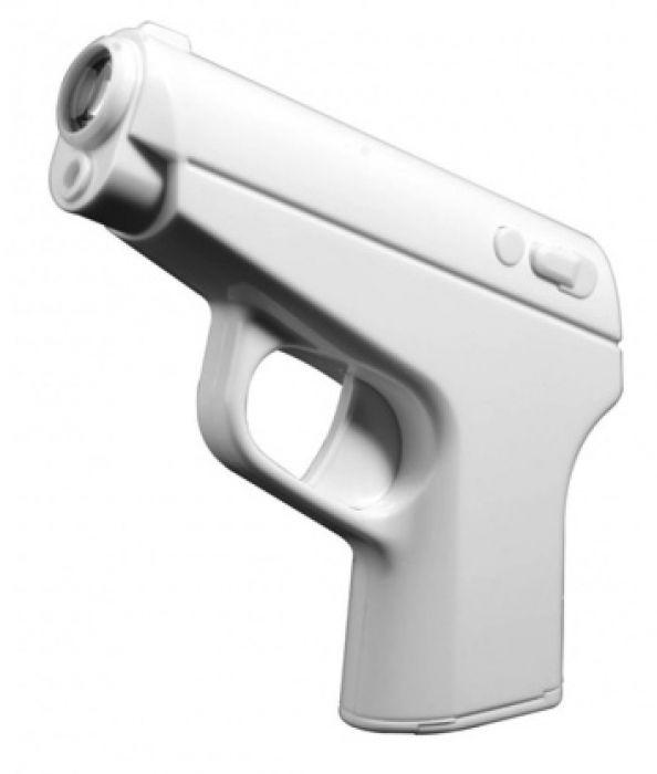 Projektionswecker Pistole