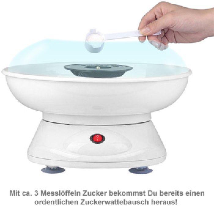 Premium Zuckerwattemaschine