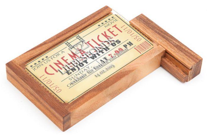 Magische Geldgeschenkbox - Liebesfonds