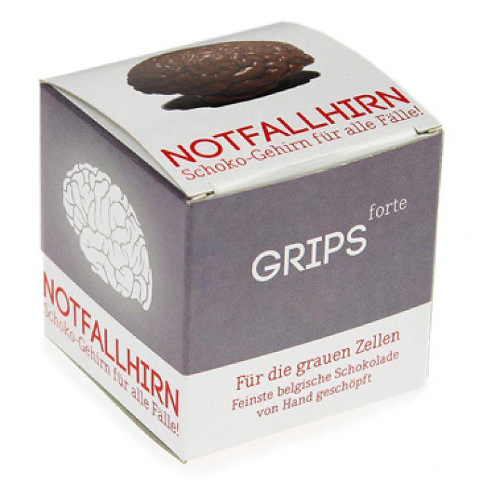 Notfall Hirn aus Schokolade
