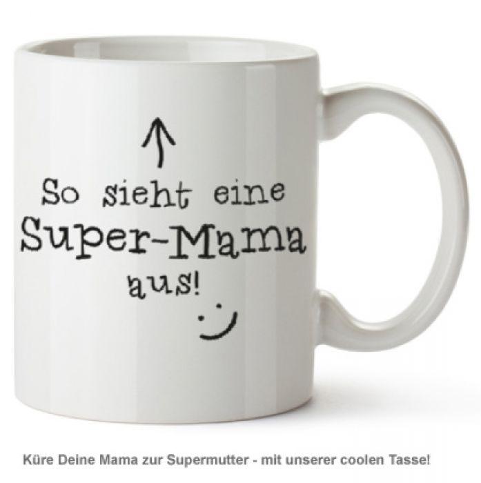 Tasse - Super Mama