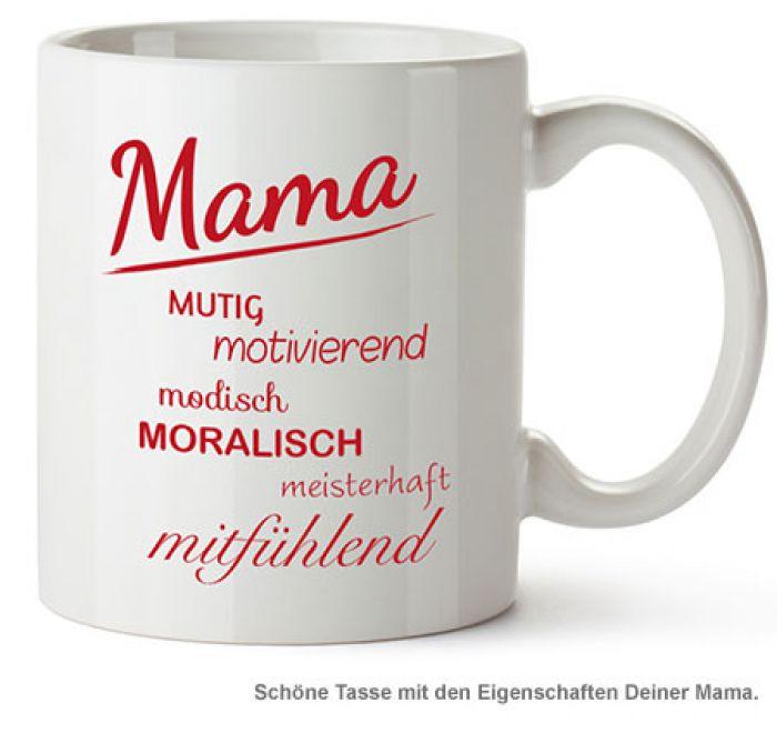 Tasse - Mamas Eigenschaften